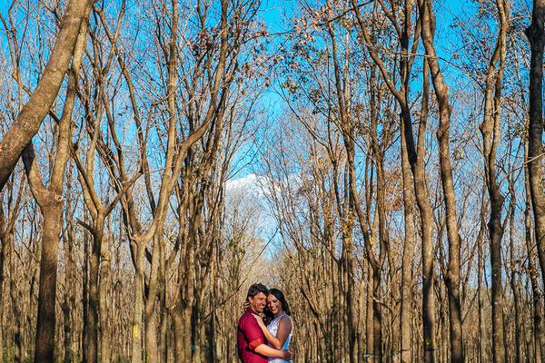 Pré Wedding de Rafaela e Ricardo