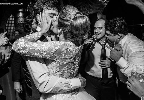 Casamentos de Adriana e Victor