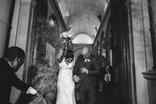 Casamentos de Clarissa e Romulo