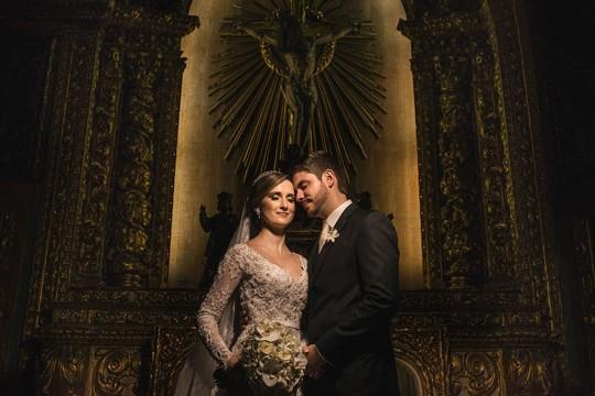 Casamentos de Camila e Daniel