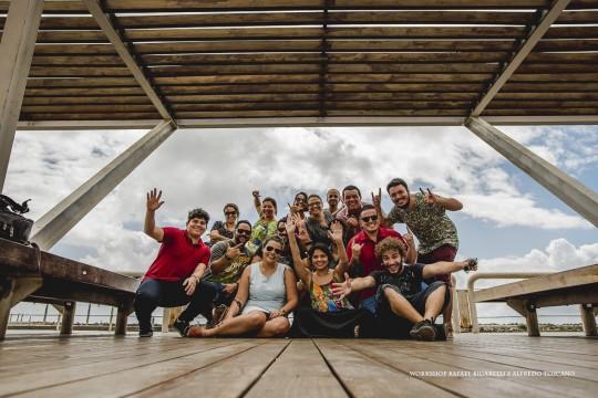 Workshop de Workshop Criatividade & Luz | Recife