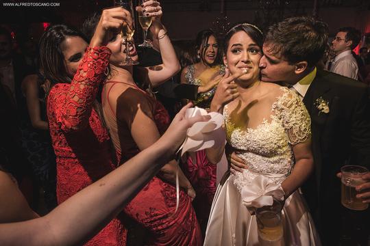 Casamentos de Flávia e Victor