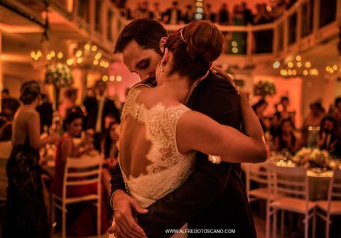 Casamentos de Aline e Tiago