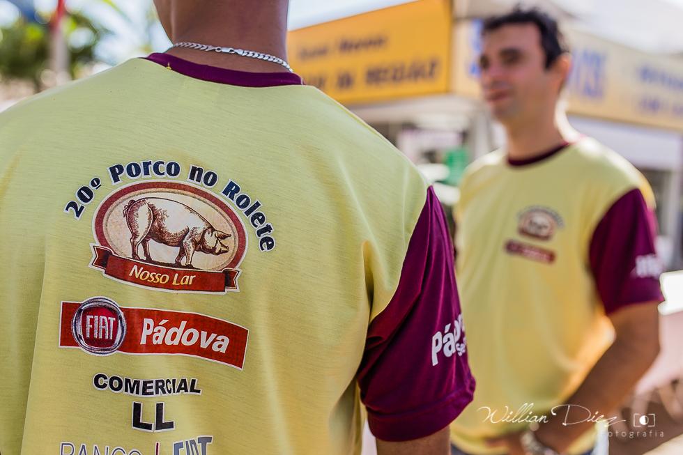 Foto de 20º Porco no Rolete da Pádova Fiat