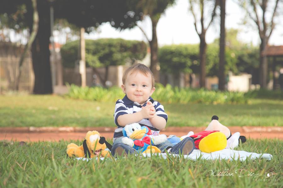 Foto de Murilo 1º Aninho