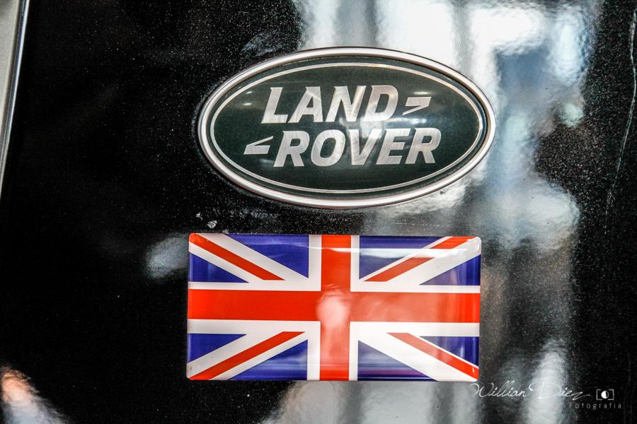 Foto de Stand Land Rover - Jaguar Agrishow 2016