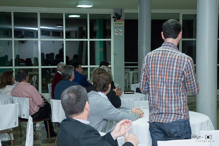 Foto de Reunião de Posse da Nova Diretoria ABCRS  Gestão: 2016-2018