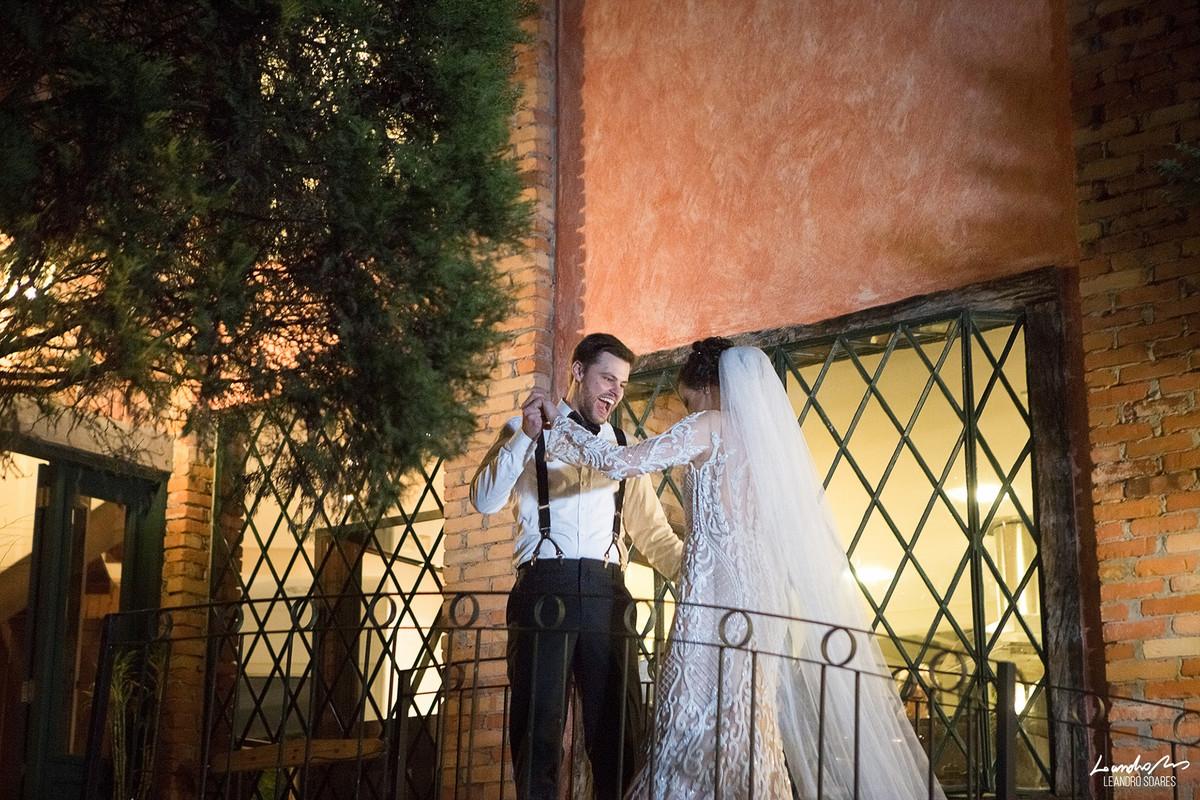 Noivos se verem antes da cerimonia