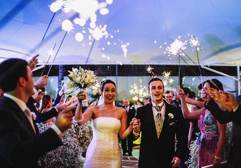 Wedding de ADRIANA + MARCIO
