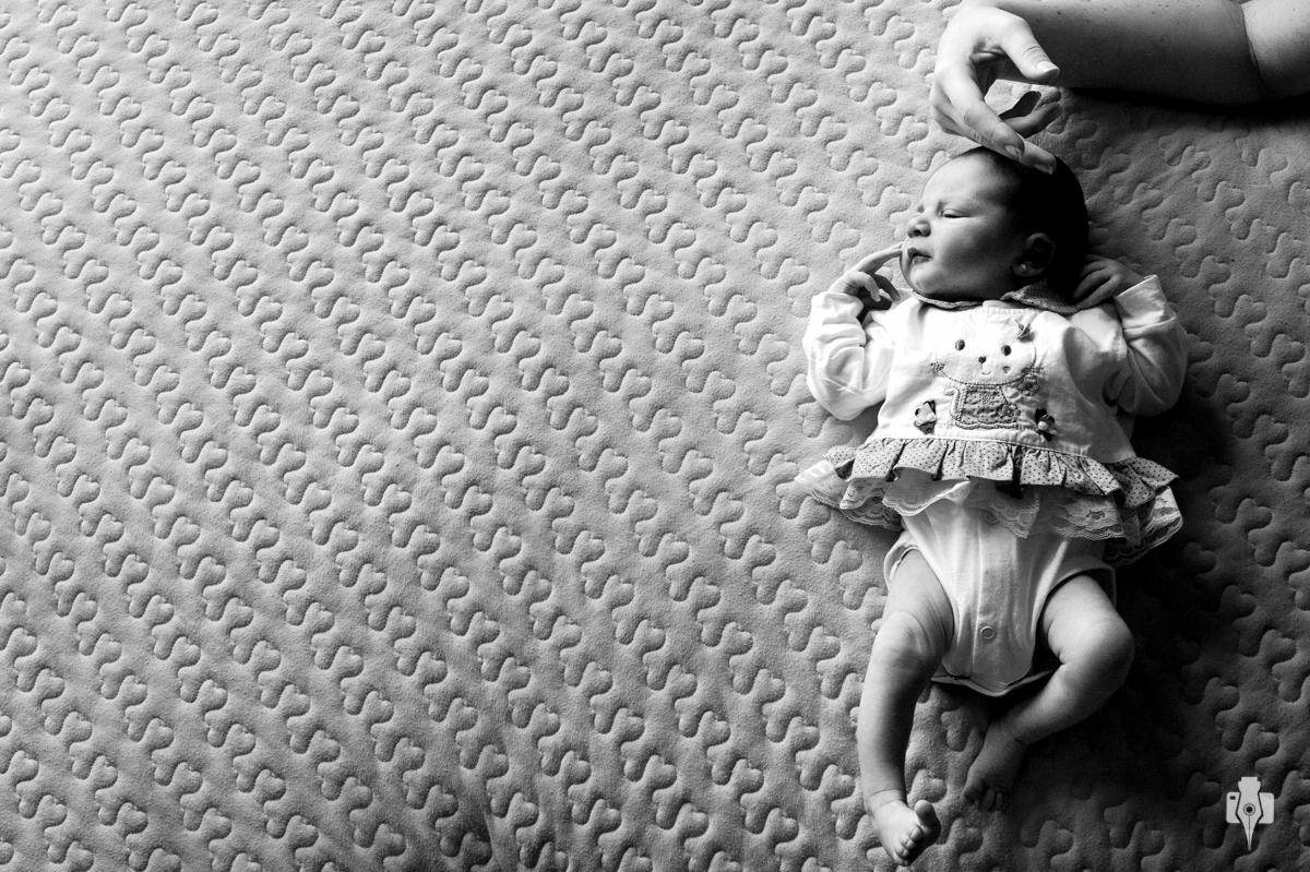 ensaio fotografico da bebe com a mamae