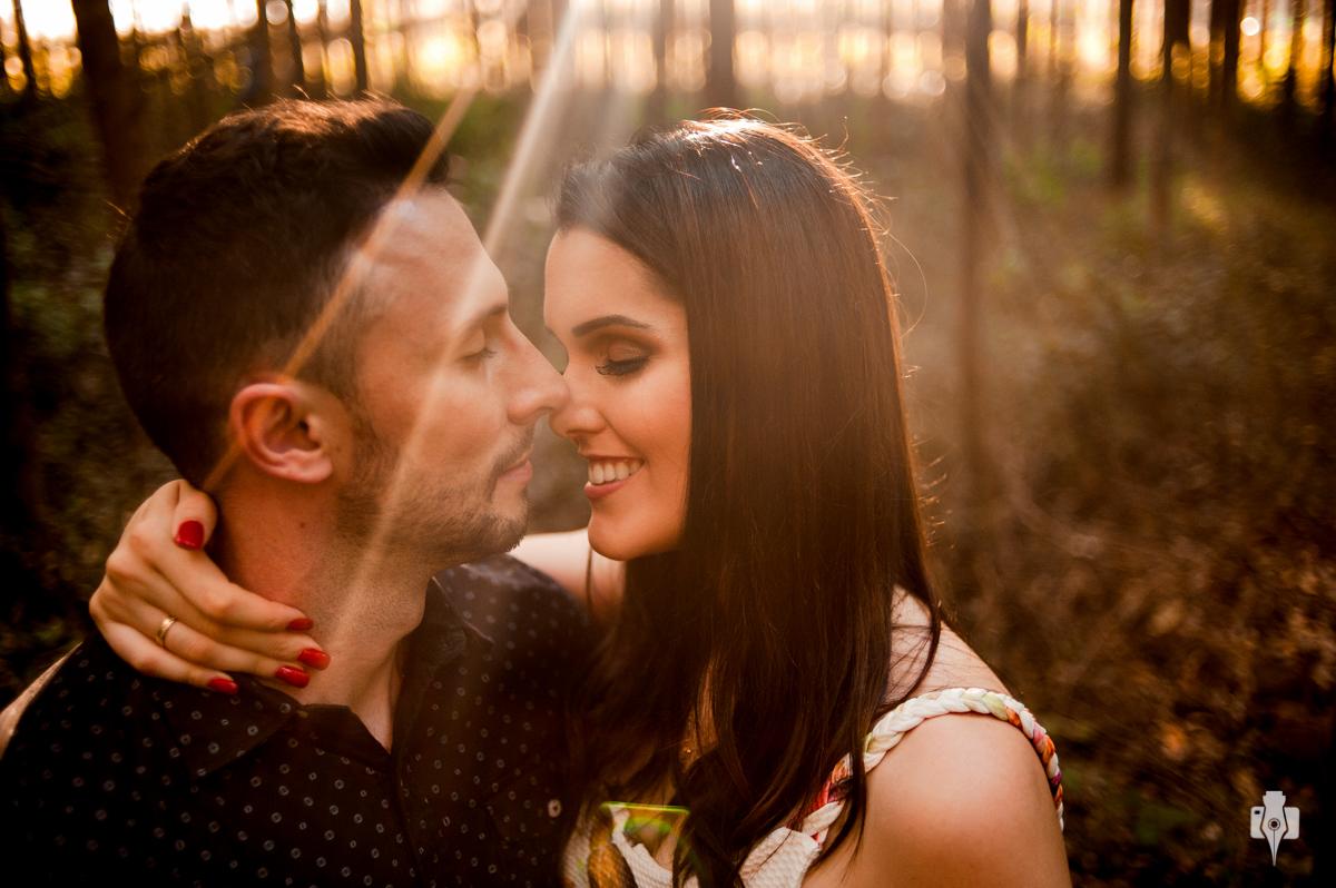 ensaio pré casamento de um casal cheio de personalidade