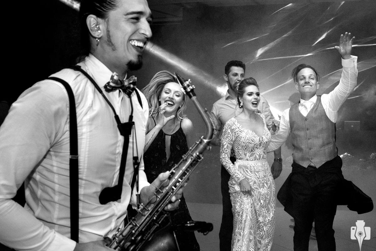 casamento com saxofonista vini netto