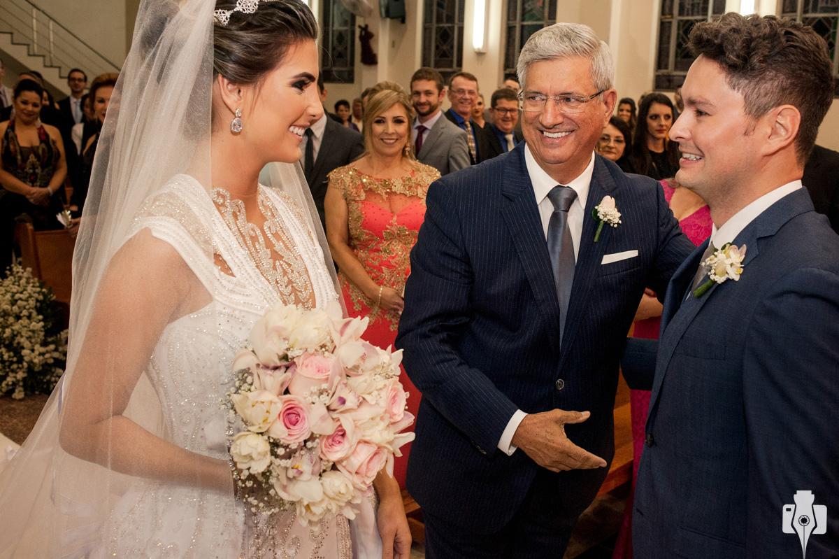 casamento na igreja em capão