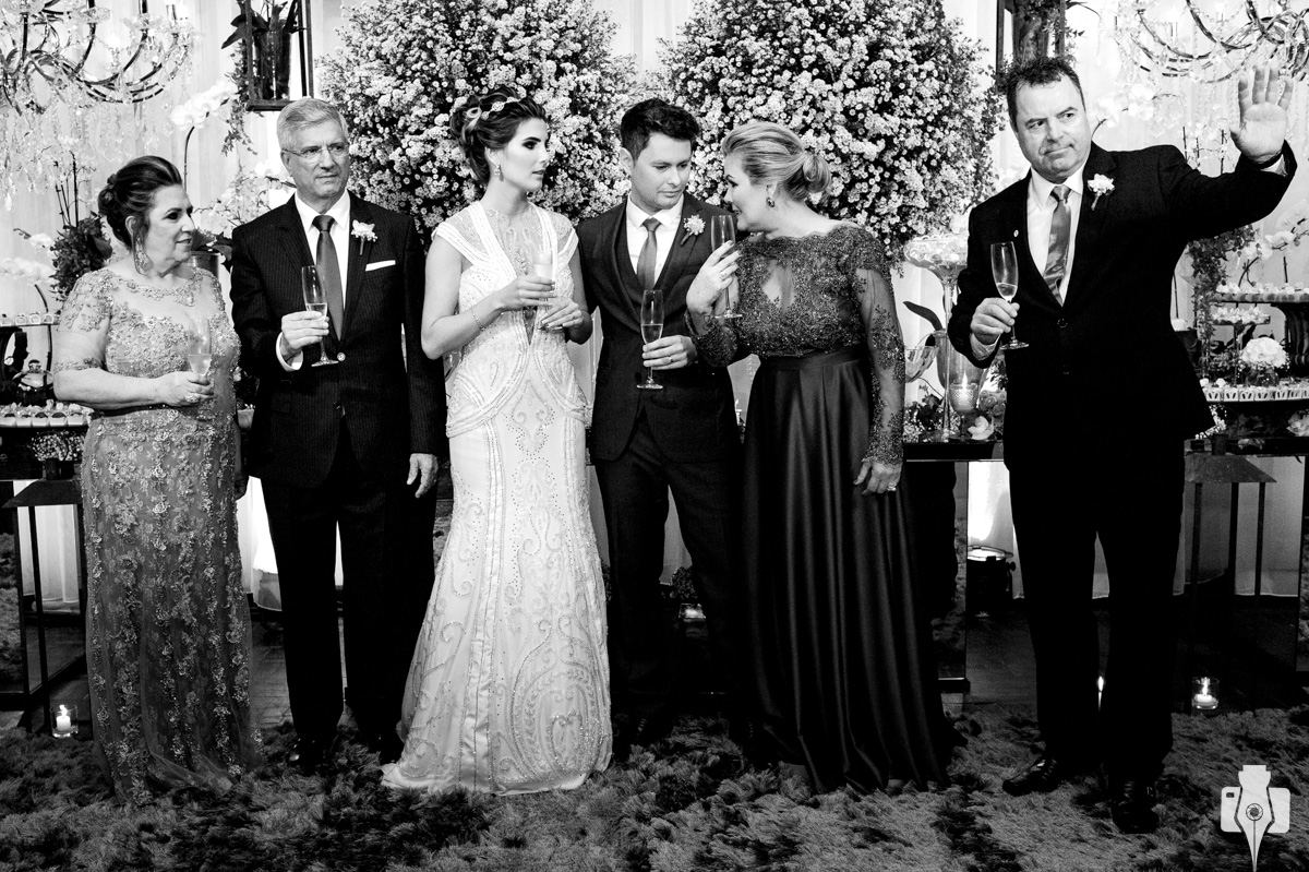 festa de casamento em capão