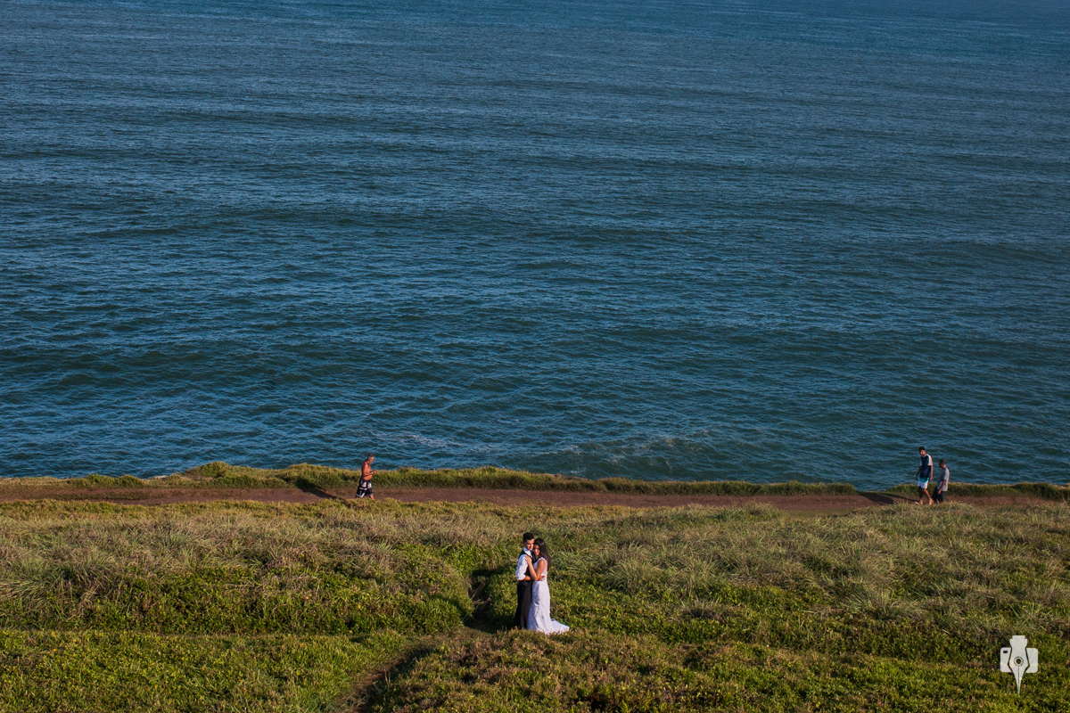 trash the dress de luana e leonardo na praia em torres rs