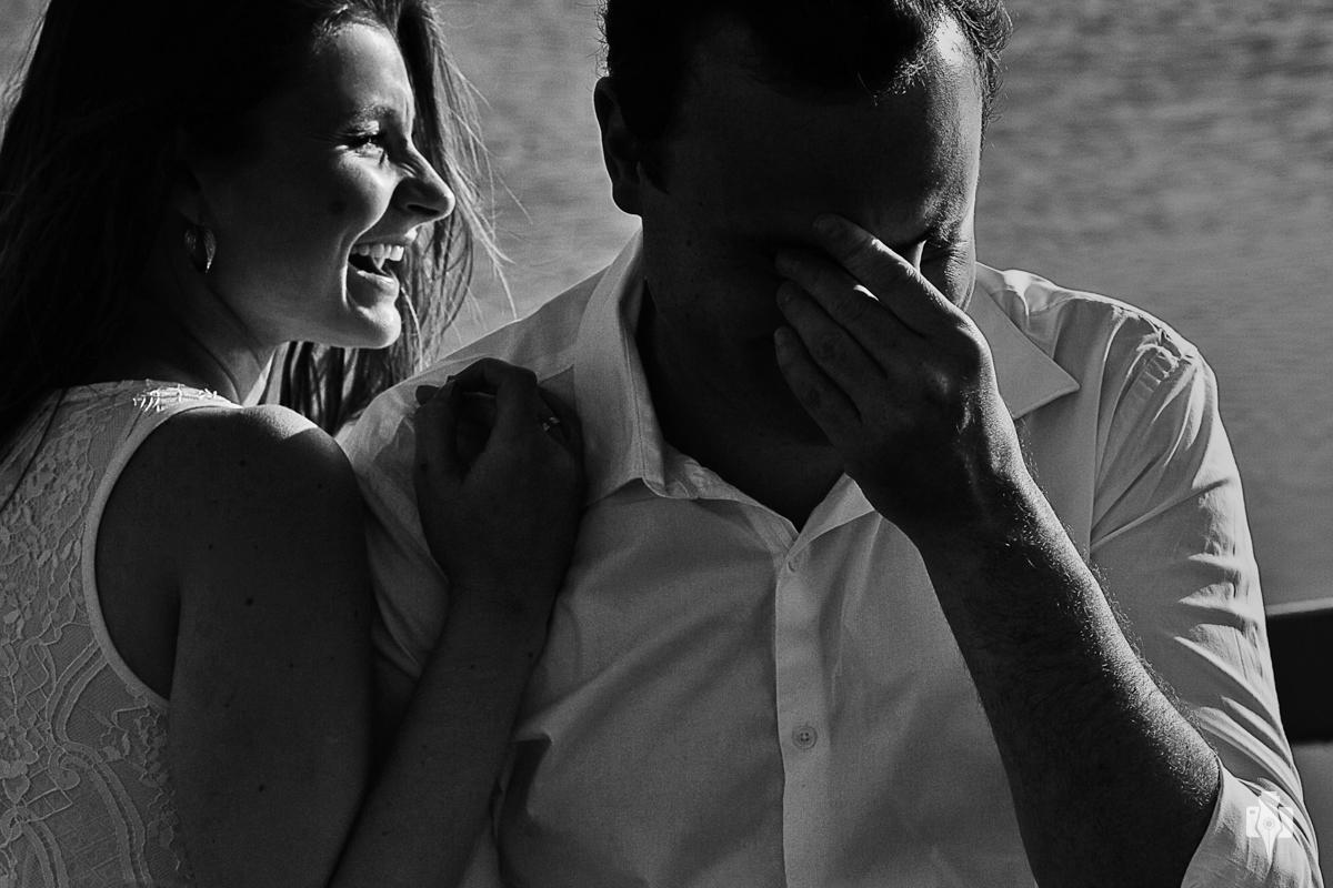 ensaio de casal pre casamento na pra ia em guarda do embau sc