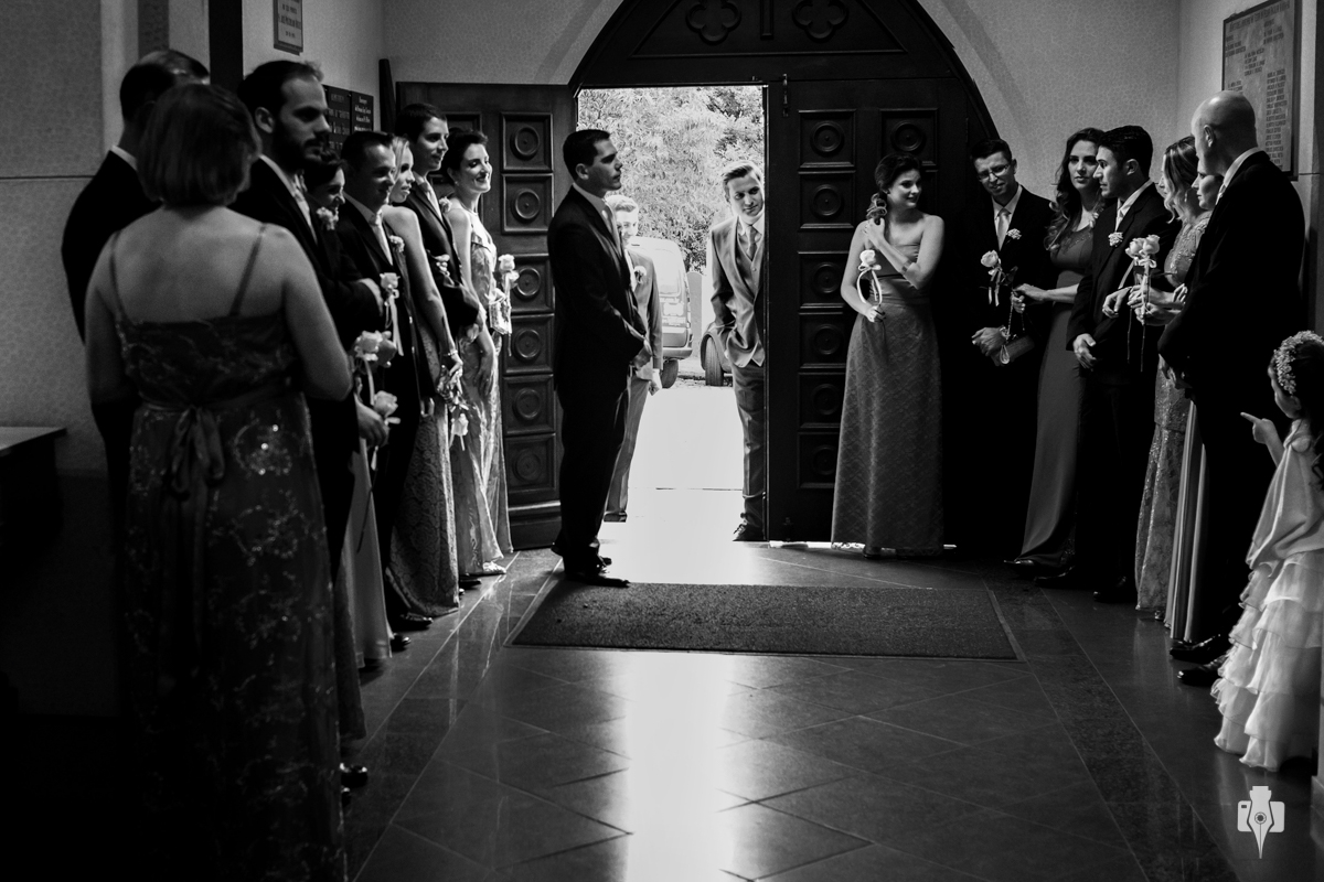casamento catolico de naiani e ismael em ivori rs no espaço da torre