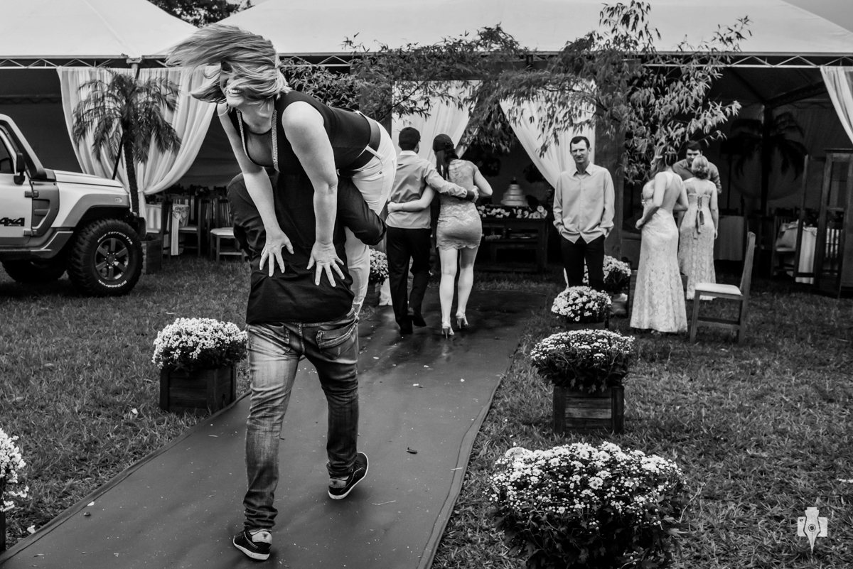 casamento ao ar livre no interior de rolante rs