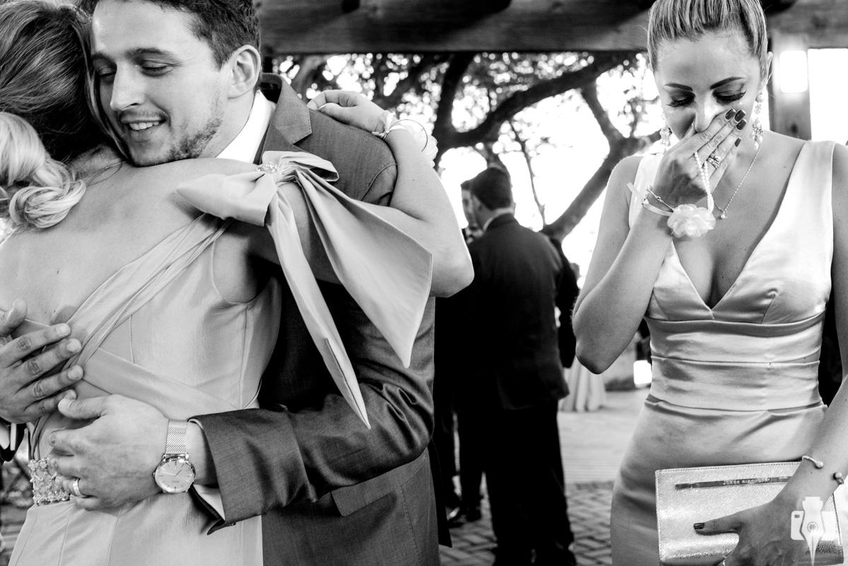 cerimônia de casamento da eliza e do wagner