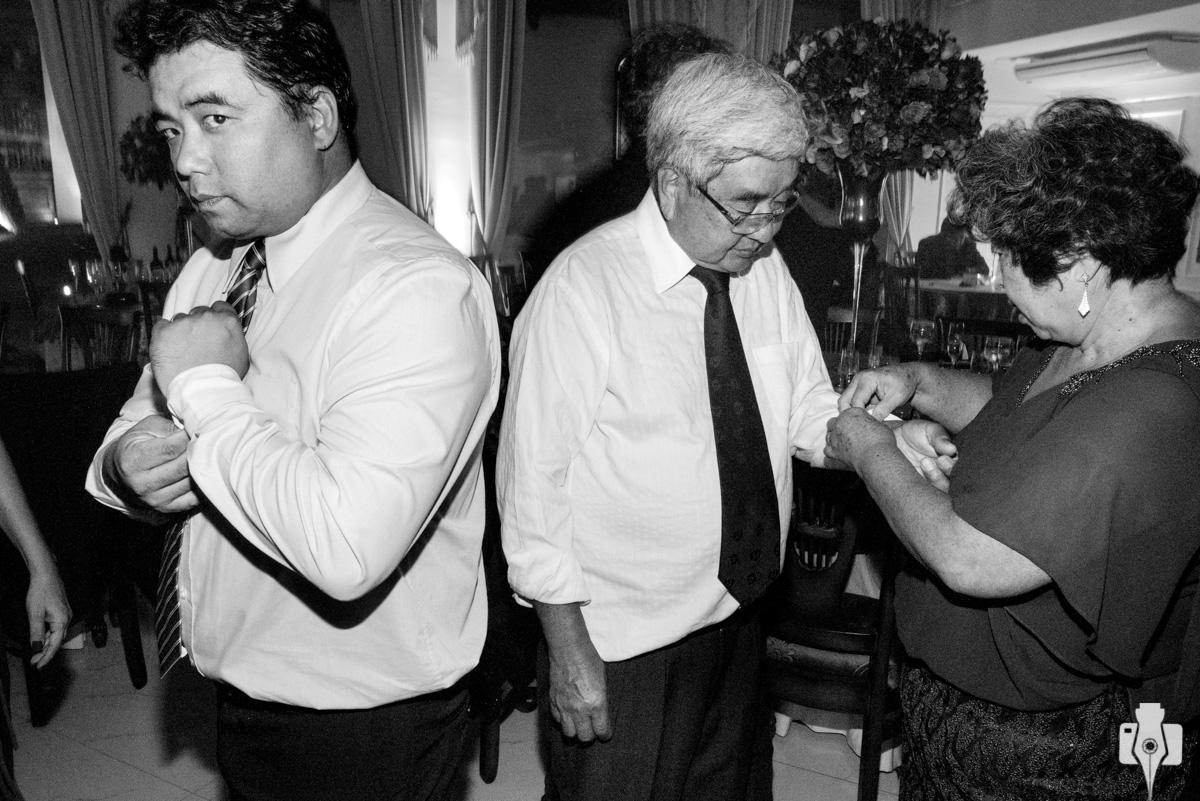 casamento com muita dança
