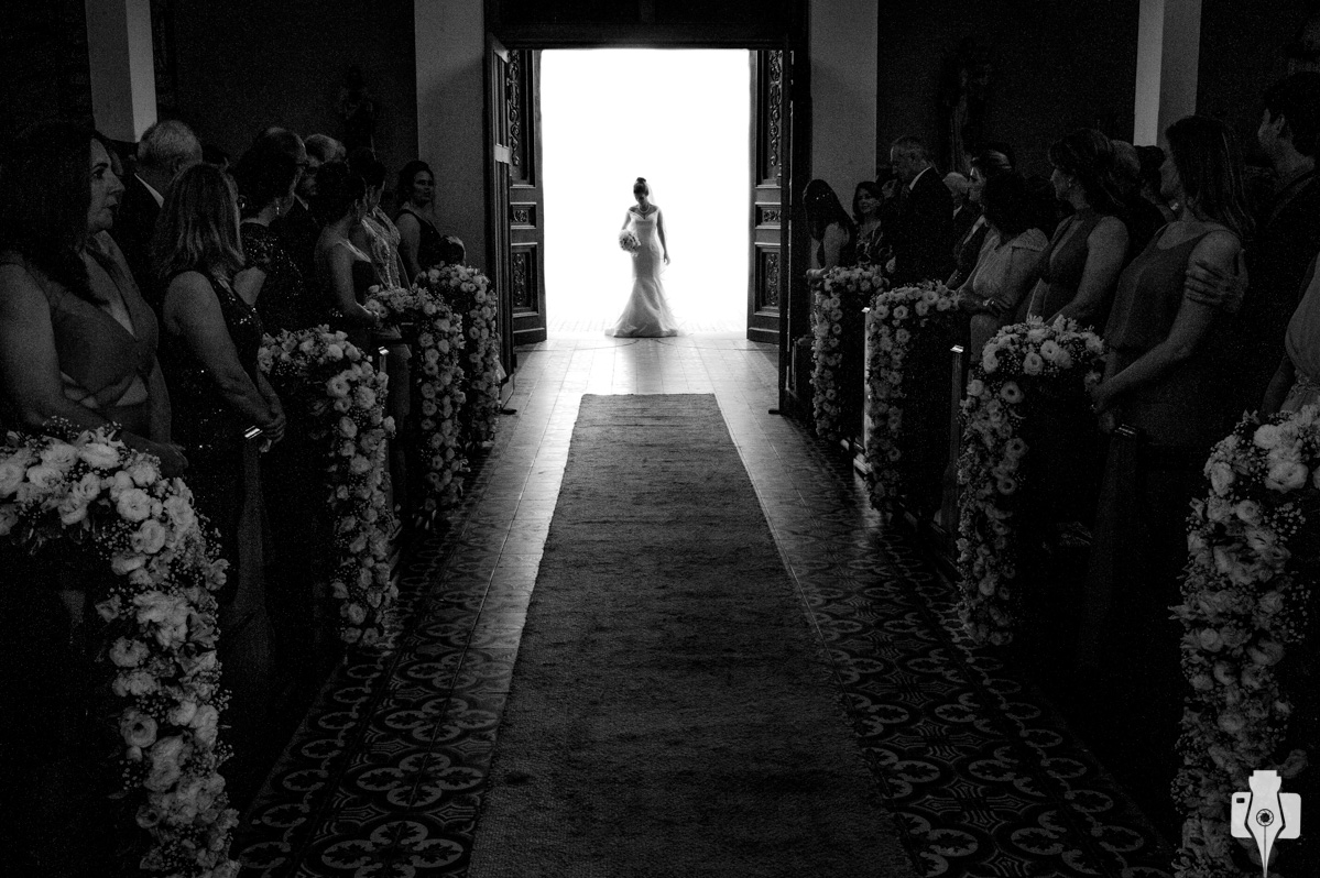 fotos da entrada da noiva