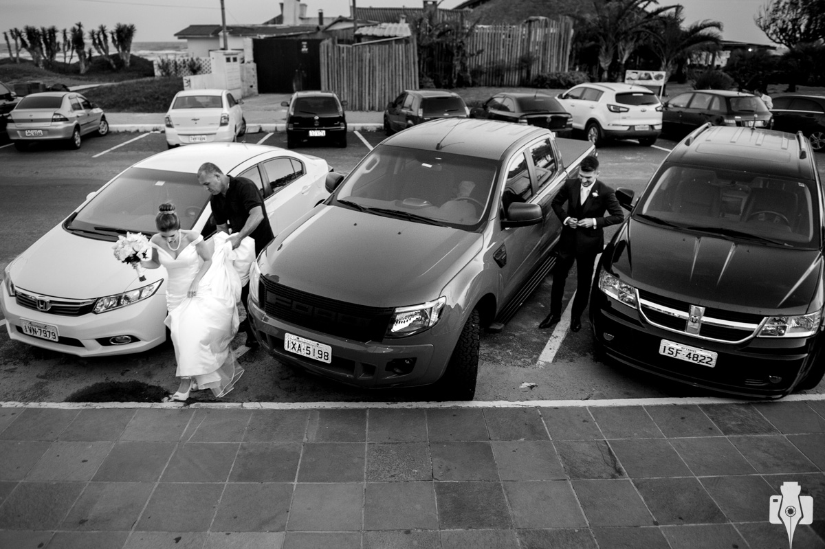 fotógrafo de casamento na praia