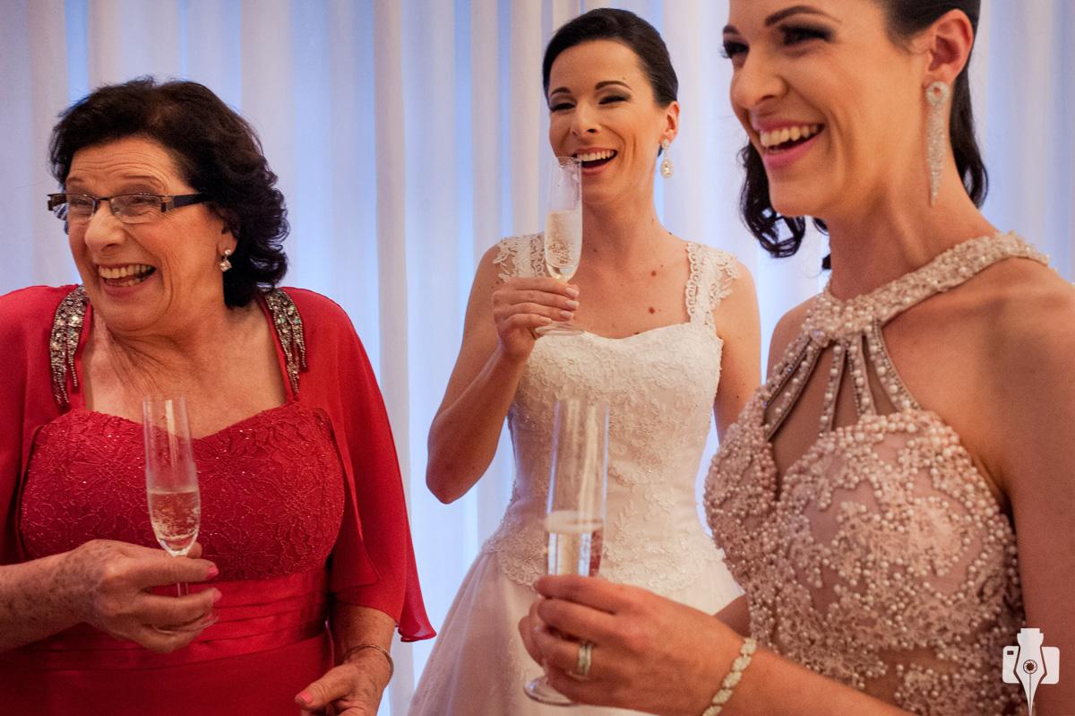 ideias de fotos do brinde da noiva