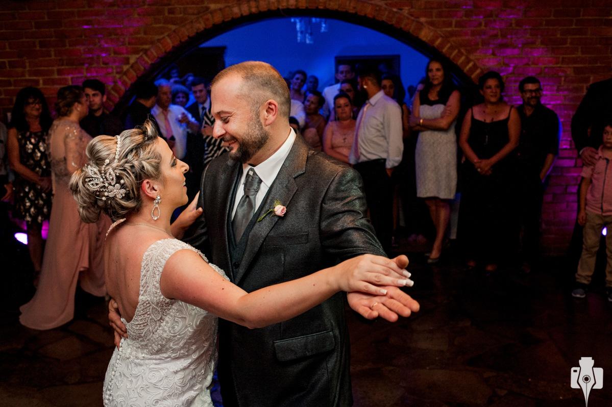 fotos da dança dos noivos no grande hotem em canela