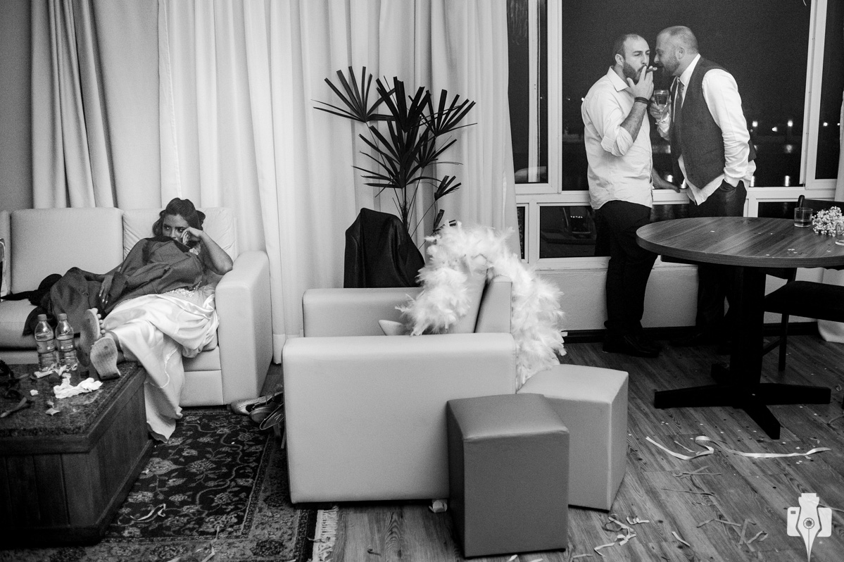fotos de festa de casamento no grande hotel