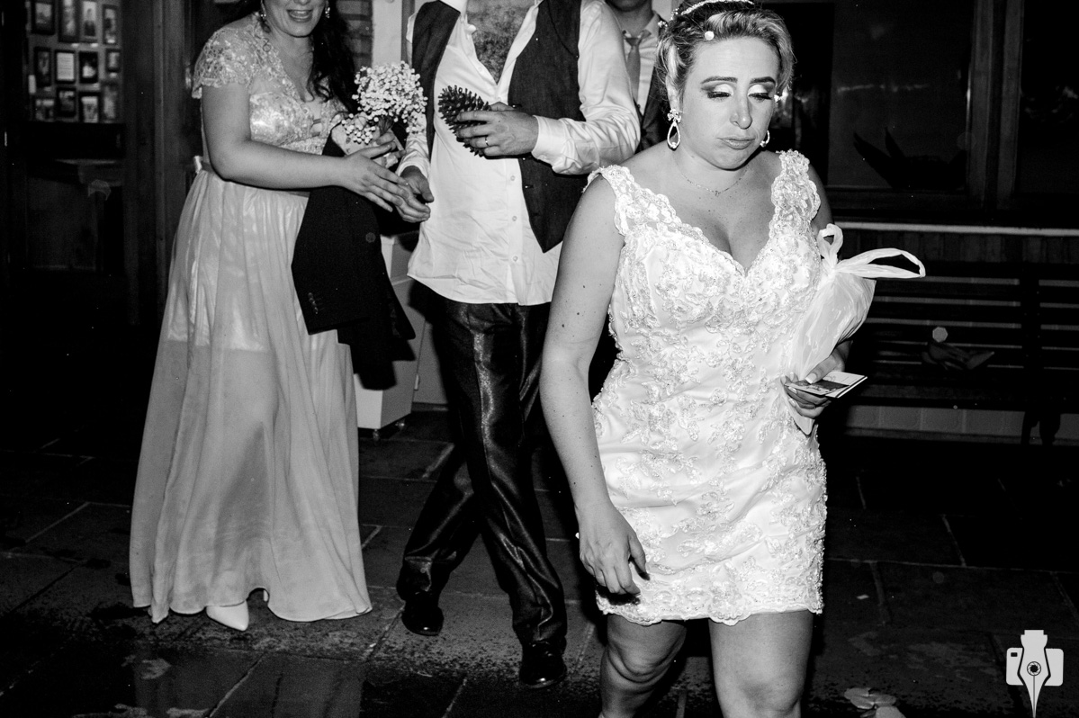 fotos de final de casamento