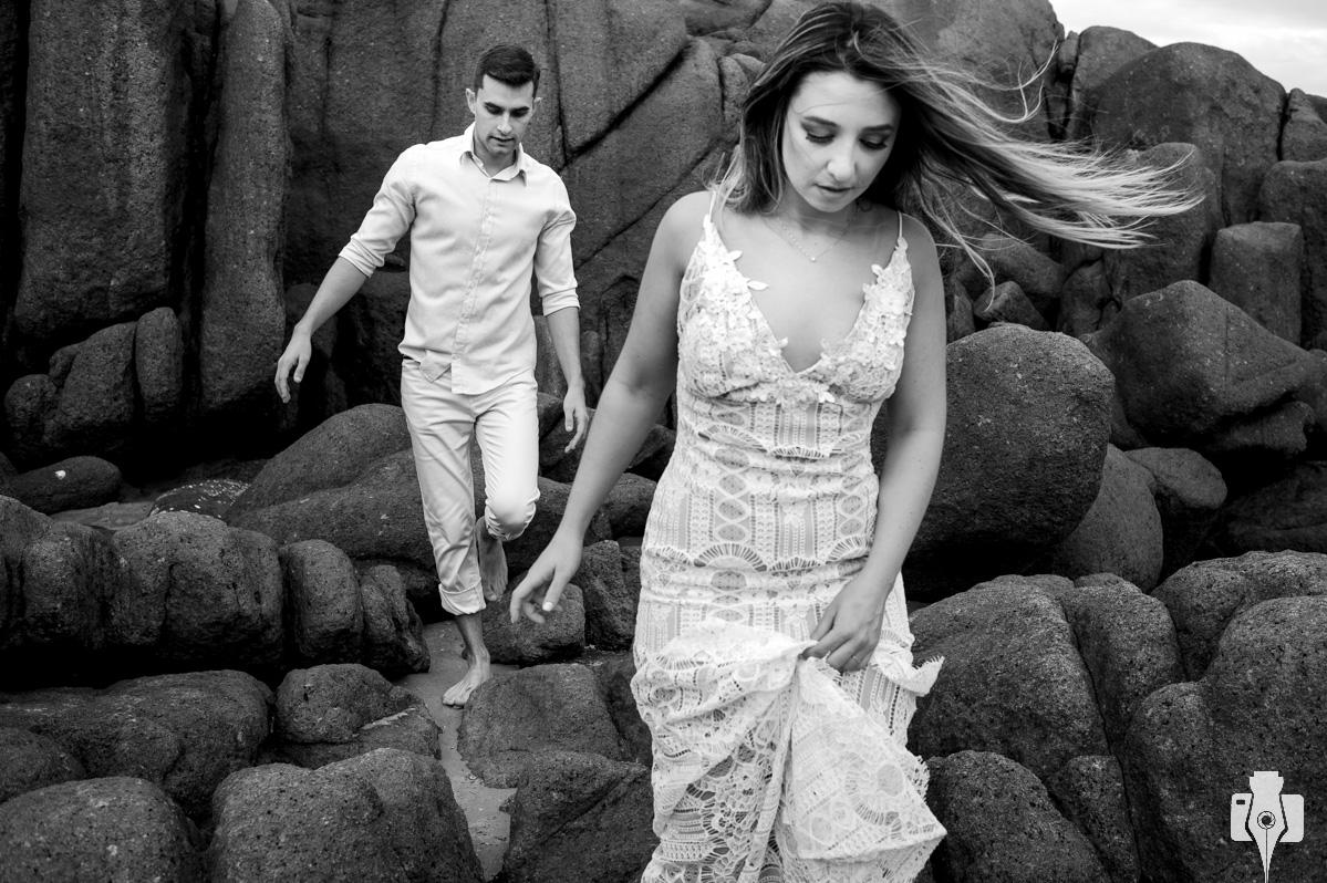 fotografia de casal litoral sc