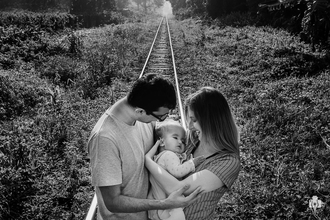 Infantil de Ensaio de família Cecília, Camila e Thiago