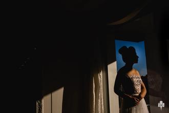 Prova de Vestido de Prova de vestido de Márcia