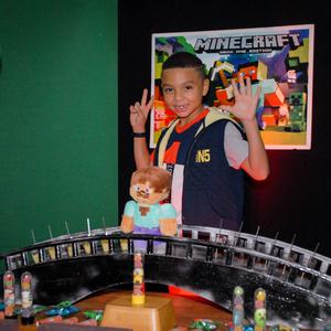 FESTA INFANTIL de Guilherme 7 anos