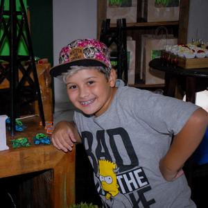 FESTA INFANTIL de Vinícius 10 anos