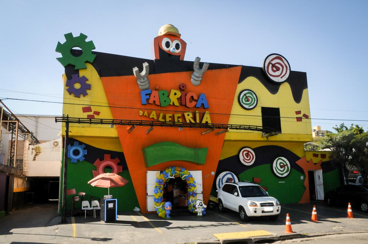 Buffet Fábrica da Alegria, Morumbi, SP, aniversário de Carlos 1 ano, tema da mesa Discovery Kids