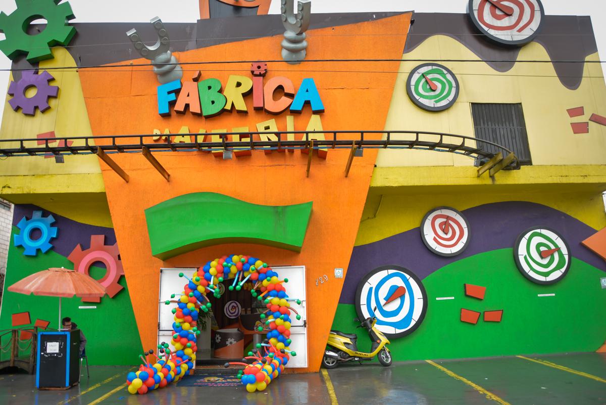 Buffet Fábrica da Alegria, Morumbi, São Paulo, aniversário de Luis Arthur 6 anos tema da festa super herois
