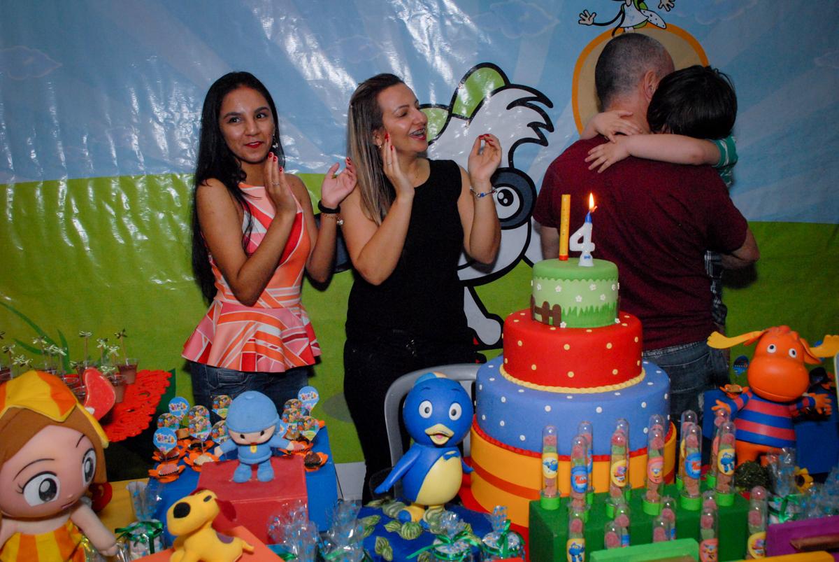 parabéns animado no condominio vila prudente, aniversario de rafael 4 anos, tema da festa discvery kids