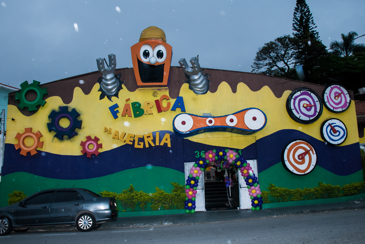 Buffet Fábrica da Alegria, Osasco, São Paulo, aniversário de Heloise 3 anos, tema da festa princesas baby