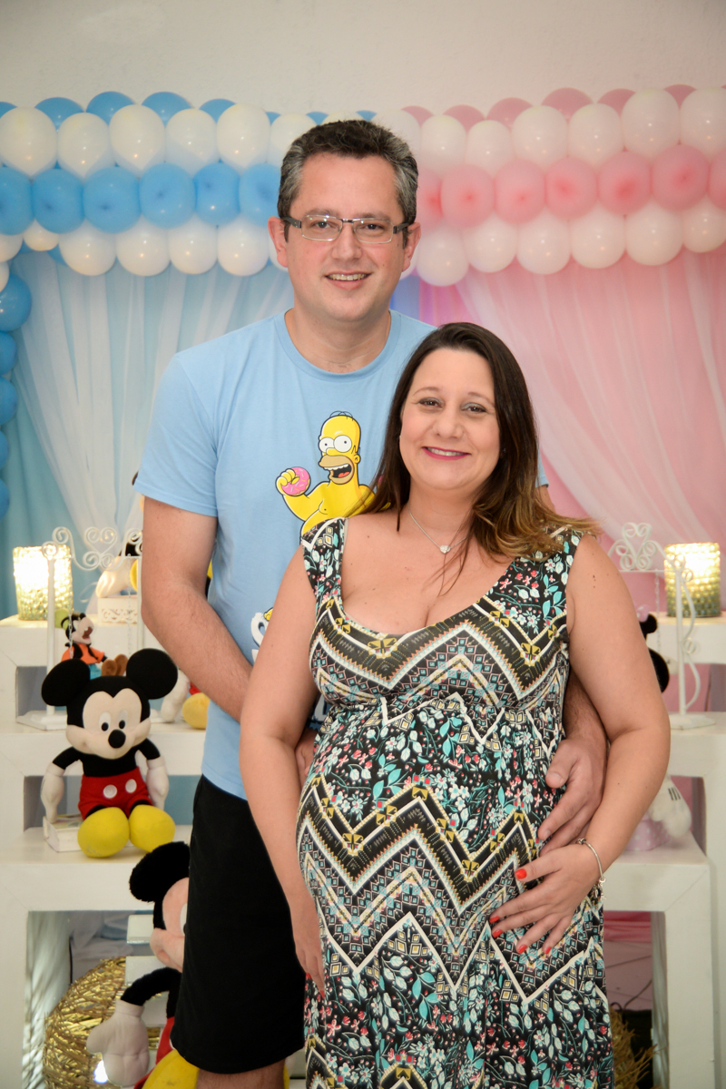 pose de grávida no Buffet Fábrica da Alegria, cha de bebe de Andrea