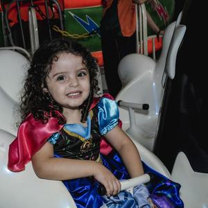 FESTA INFANTIL de Inês 4 anos
