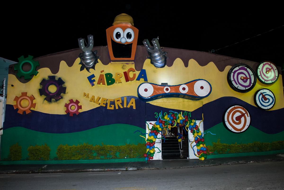 Buffet Fábrica da Alegria, Osasco, São Paulo, aniversário de Victor 2 anos, tema da festa carros