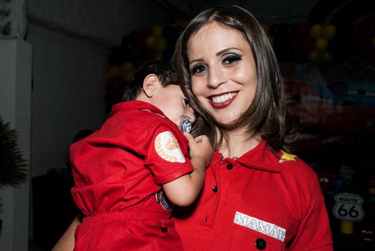 final da festa no Buffet Fábrica da Alegria, Osasco, São Paulo, aniversário de Victor 2 anos, tema da festa carros