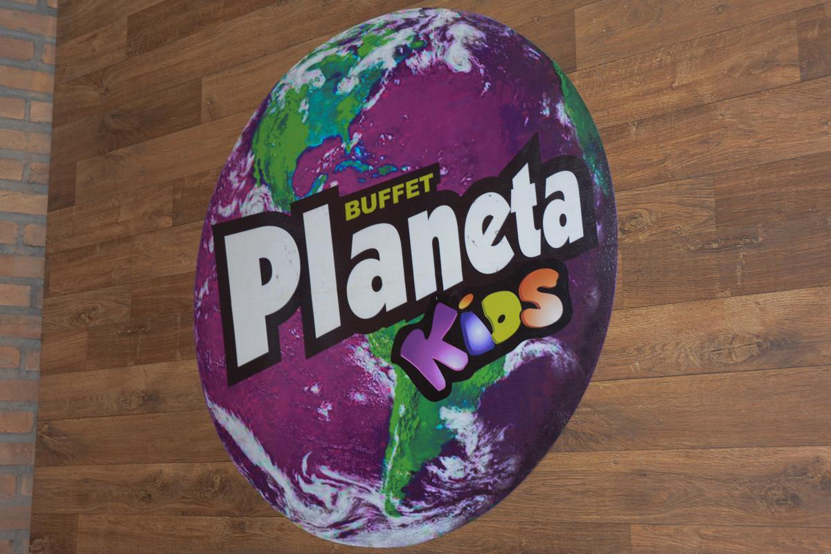 Logo Buffet Planeta Kids, São Paulo-SP