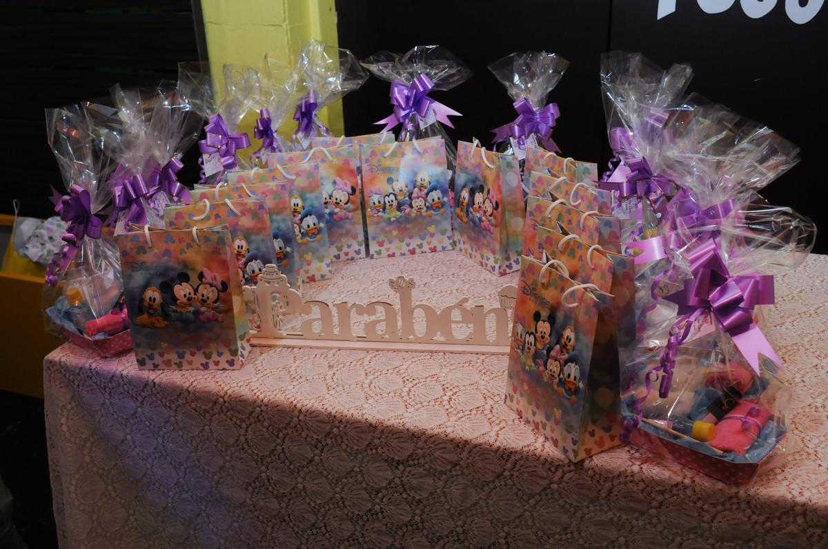 mesa de doces no Buffet infantil na zona norte SP