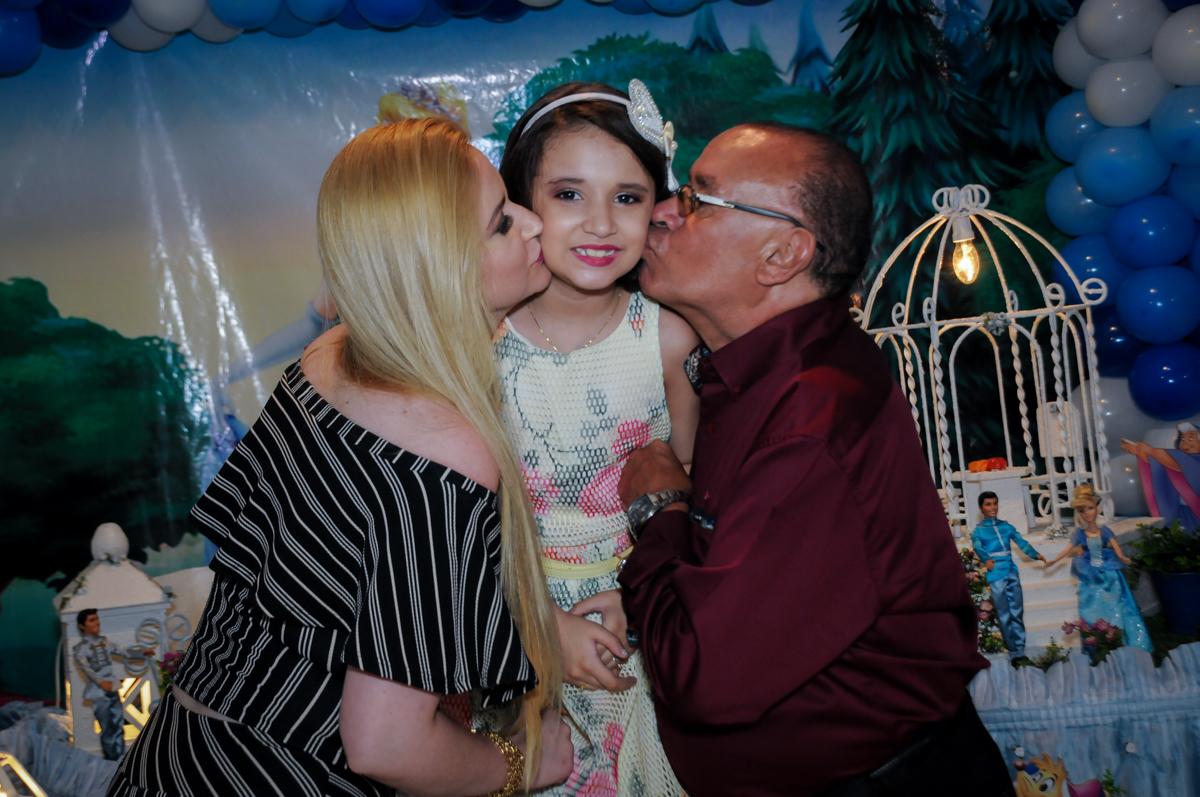 beijinho sanduiche no Buffet Fábrica da Alegria, Osasco,Sp, Festa infantil, Vitória 8 anos, tema da festa Cinderela