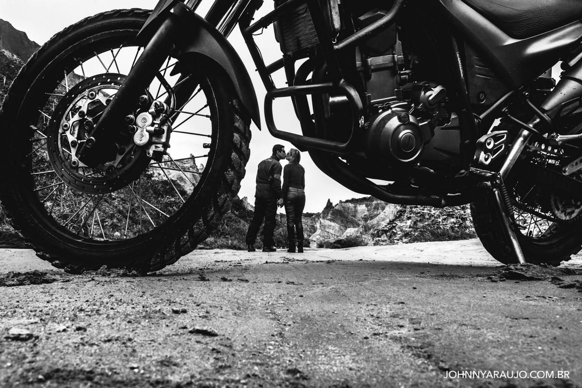aventura sobre duas rodas