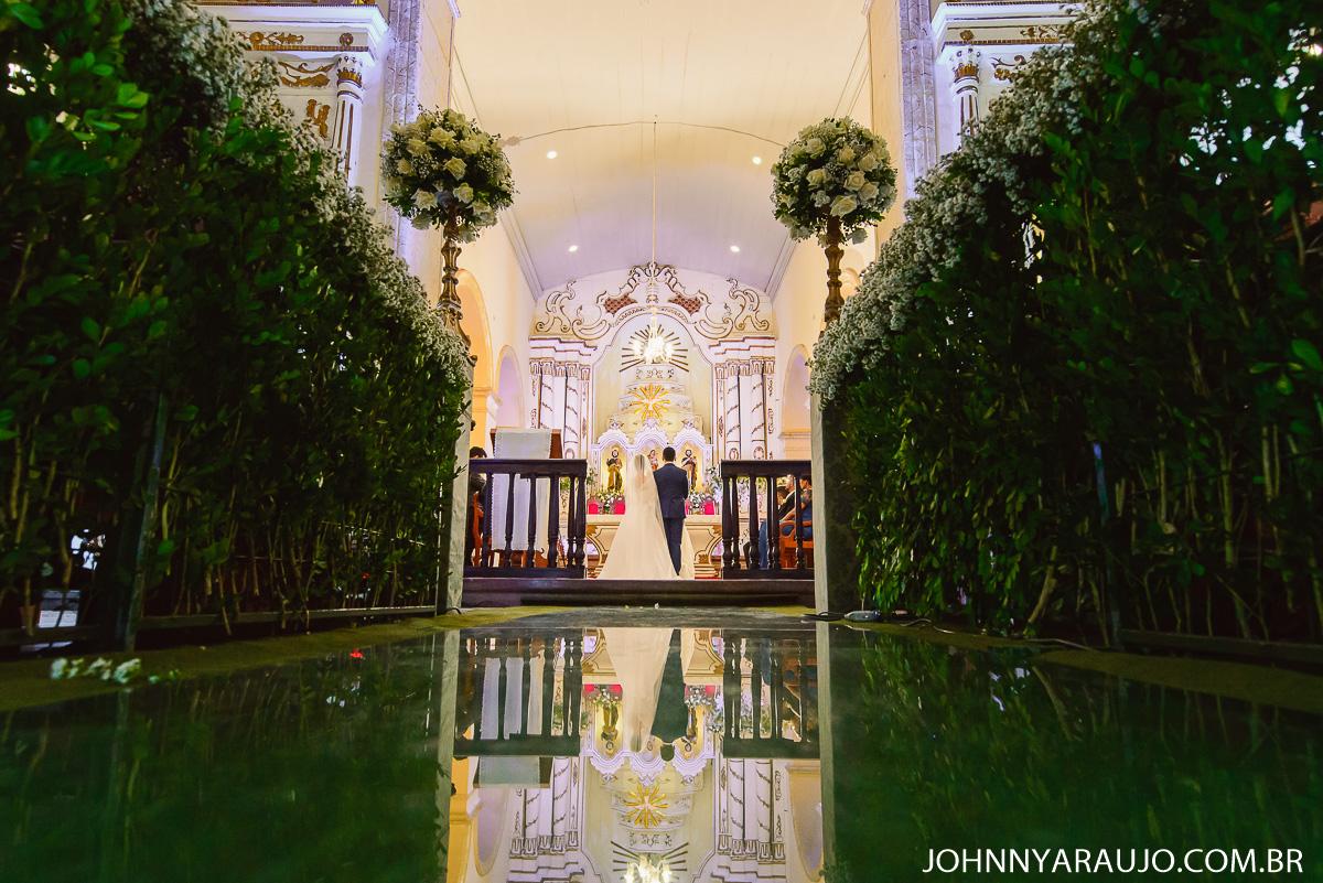 momentos de uma linda decoração no casamento