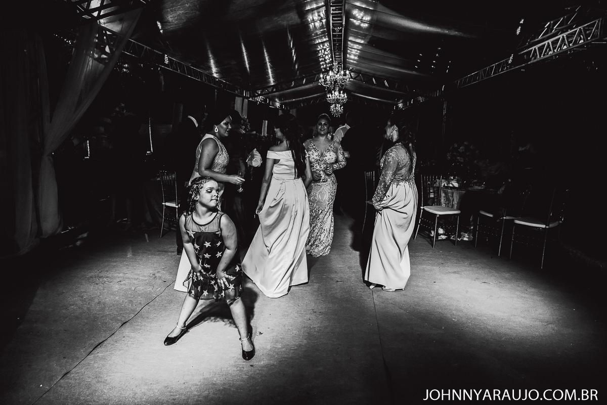 daminhas dançando