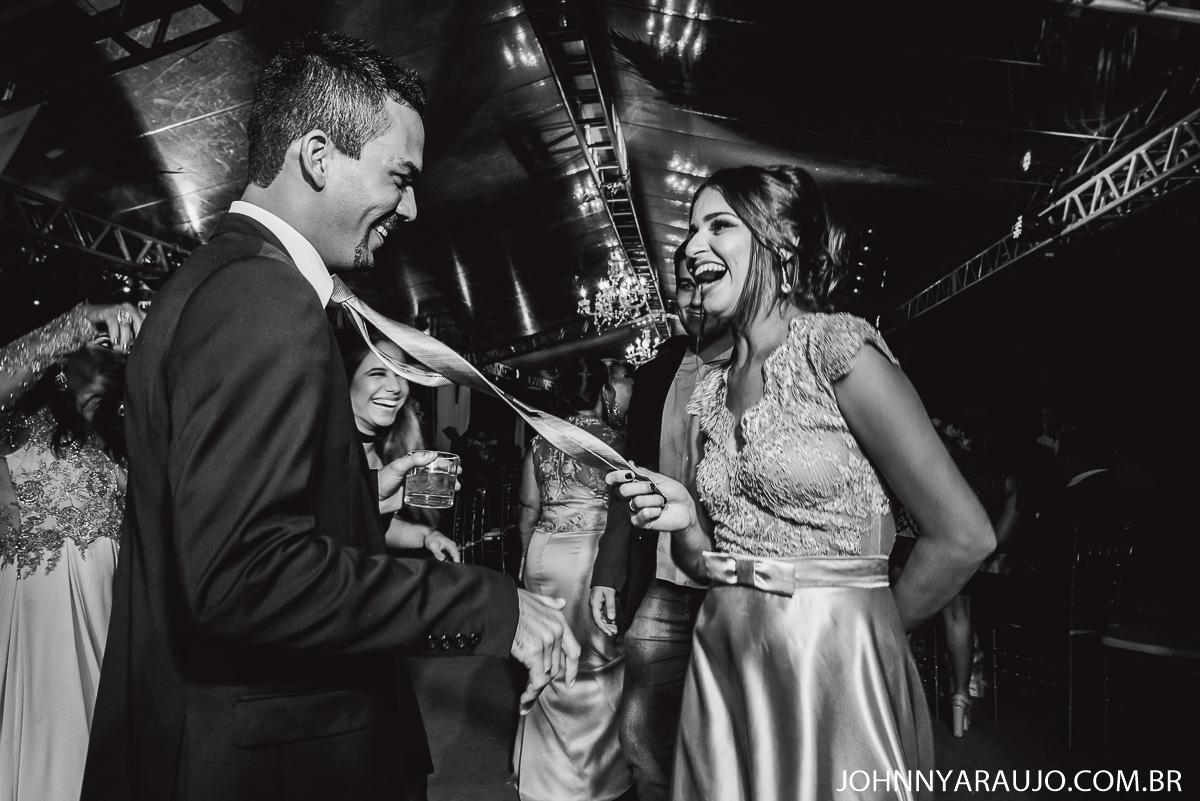 dança da gravata no casamento